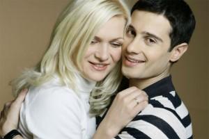 Виктория и Антон