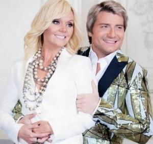 Валерия и Николай Басков. Фото с сайта valeriya.net