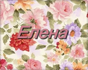 Елена. Фото - Анна Боярчук