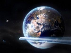 Планета Земля. Фото с сайта bash.lv