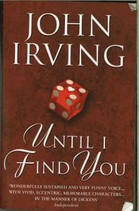 Джон Ирвинг Покуда я тебя не обрету. Фото с сайта bookstreet.ru