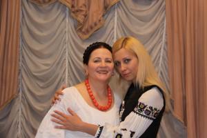Нина и Тоня Матвиенко. Фото из семейного архива Тони