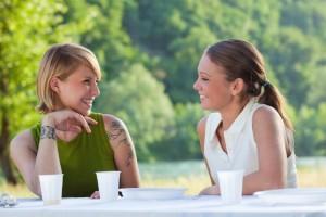 Подруги. Фото с сайта ru.123rf.com