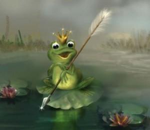 Царевна-лягушка. Фото с сайта chadayev.ru