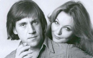 Владимир Высоцкий и Марина Влади. Фото с сайта glossy.ru