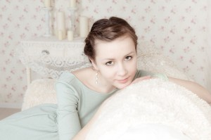Лаура Калашник. Фото из семейного архива Лауры