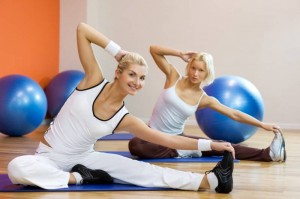 Правильный фитнес. Фото с сайта amorez.com