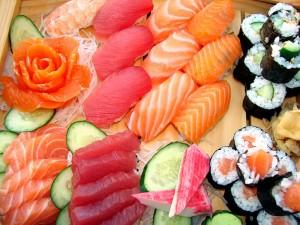 Японская кухня. Фото с сайта skidkaest.ru