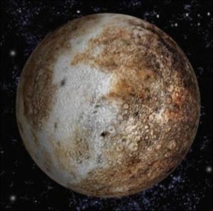 Плутон. Фото с сайта newsland.ru