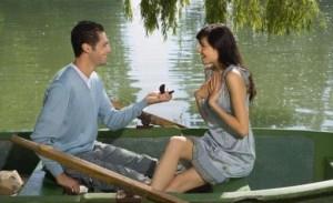 Предложение руки и сердца. Фото с сайта forum-grad.ru
